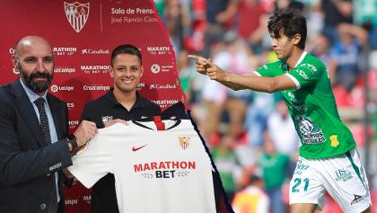 Sevilla aceptó interés en JJ Macías: