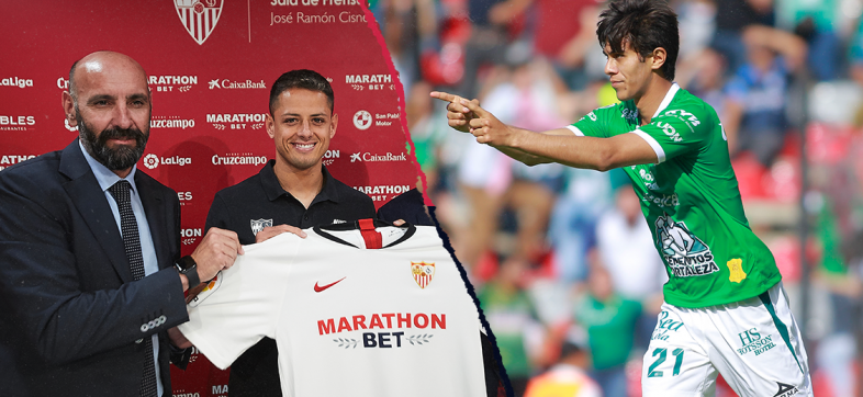 """Sevilla aceptó interés en JJ Macías: """"Es un jugador que hay que ver"""""""