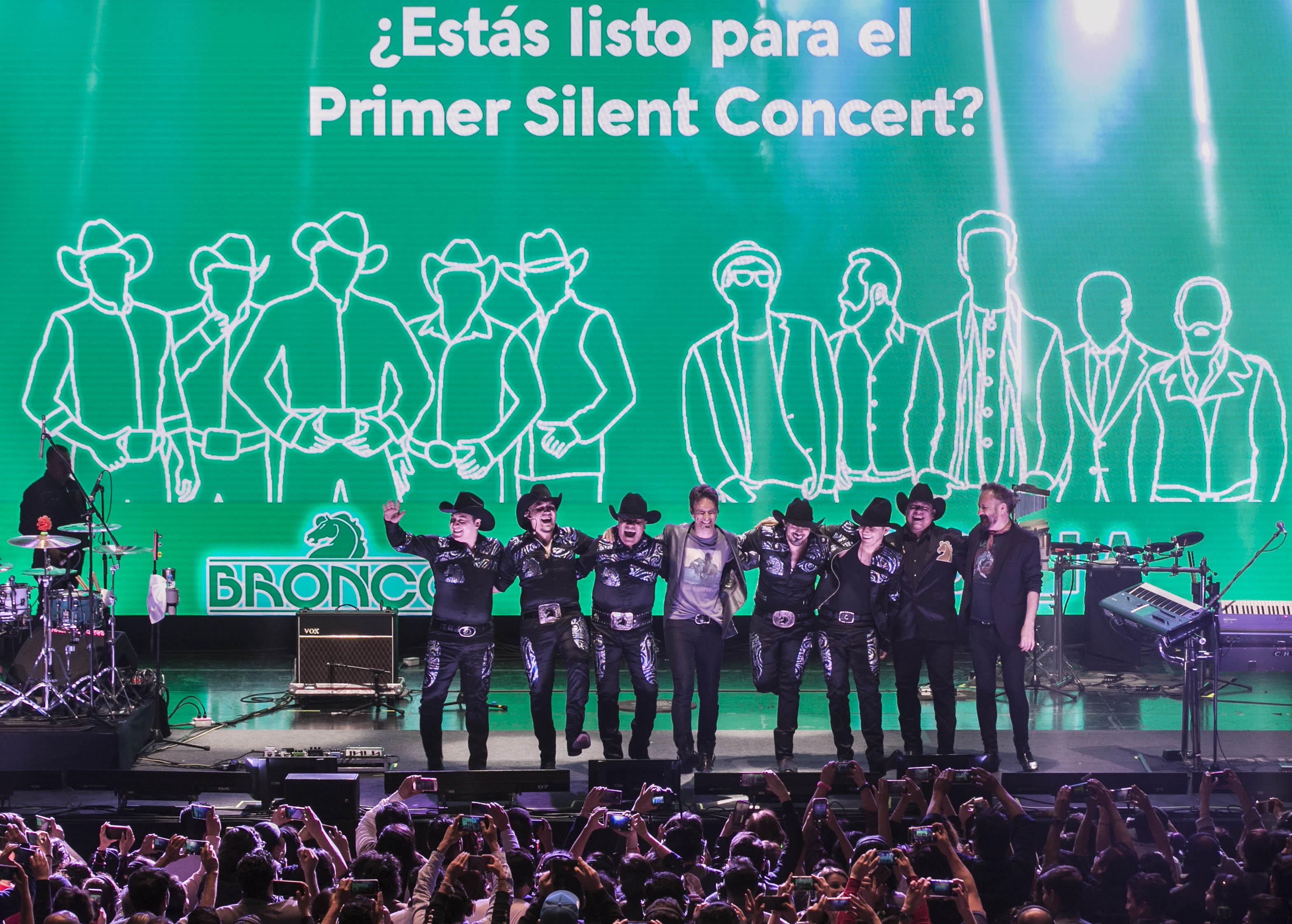 Silent Concert Aspirina Sound Off 25