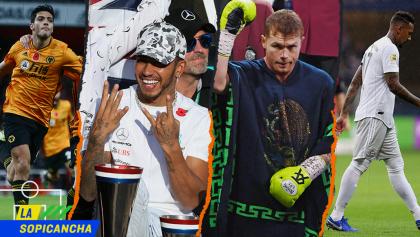 Sopicancha: Los 'grandes' humillados, el récord del 'Canelo' y el título de la F1