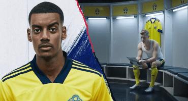 Suecia presentó su uniforme para la Euro 2020 con mensaje de