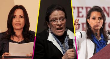 ¿Quiénes son las candidatas de la terna para ministra de la SCJN?