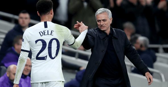 Dos de dos: Así fue el regreso de Mourinho a la Champions League con el Tottenham