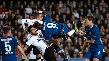Te dejamos los goles del partidazo entre Valencia y Chelsea