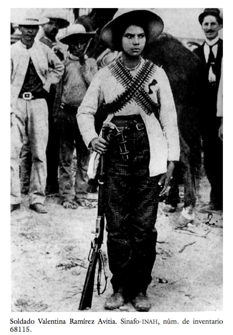 Valentina-Ramírez-Avitia-revolución-mexicana