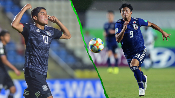 ¿Cómo, cuándo y dónde ver EN VIVO el México vs Japón del Mundial Sub-17?