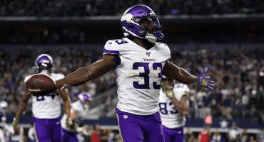 Dalvin Cook y los Vikings derrotaron a los Cowboys en Dallas