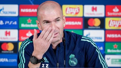 Zidane se sincera: