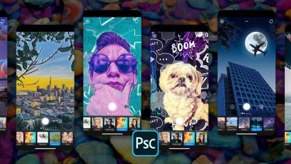 Photoshop Camera e Illustrator para iPad: Estos son los lanzamientos de Adobe para el 2020