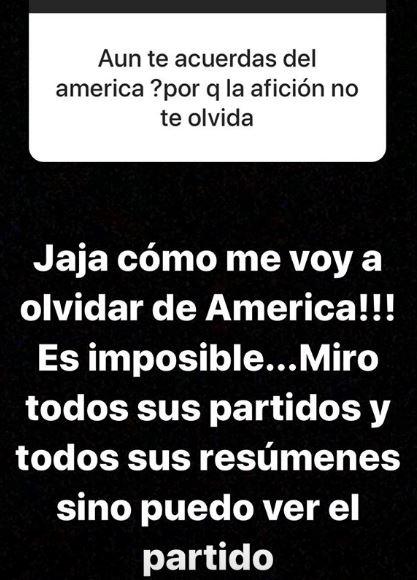 Marchesín confesó que extraña al América y espera la remontada ante Tigres