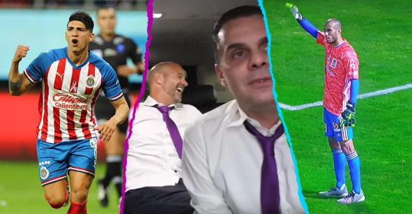 Campeón de goleo mexicano, televisoras en liguilla y Pizarro como portero de Tigres: Lo que dejó la J19