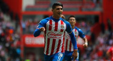 Pese a doblete de Pulido ante Toluca, Chivas podría quedar eliminado esta jornada