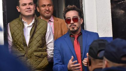 Alcalde de Guanajuato contrata al 'Tony Stark' para motivar a policías