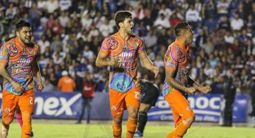 Alebrijes pega primero en la Ida de la Final del Ascenso MX ante Zacatepec