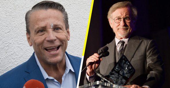 No lo sé, Rick: Alfredo Adame dice que Steven Spielberg quiere que trabaje con él
