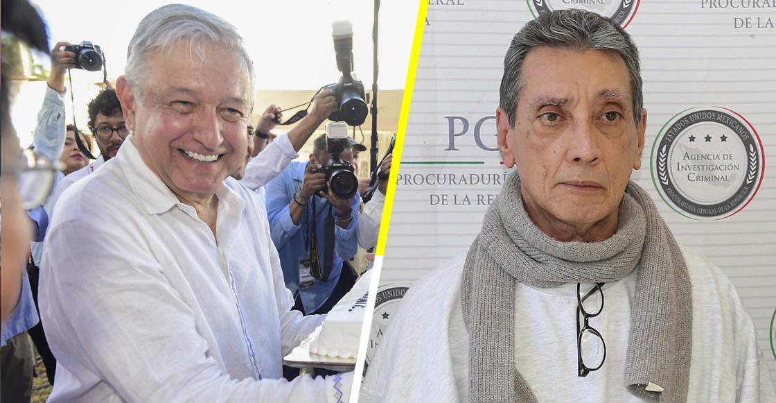 AMLO dice que se compromete a liberar al exgobernador Mario Villanueva, acusado de lavado de dinero
