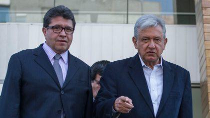 Sería correcto aceptar ayuda de Estados Unidos en Seguridad: Ricardo Monreal