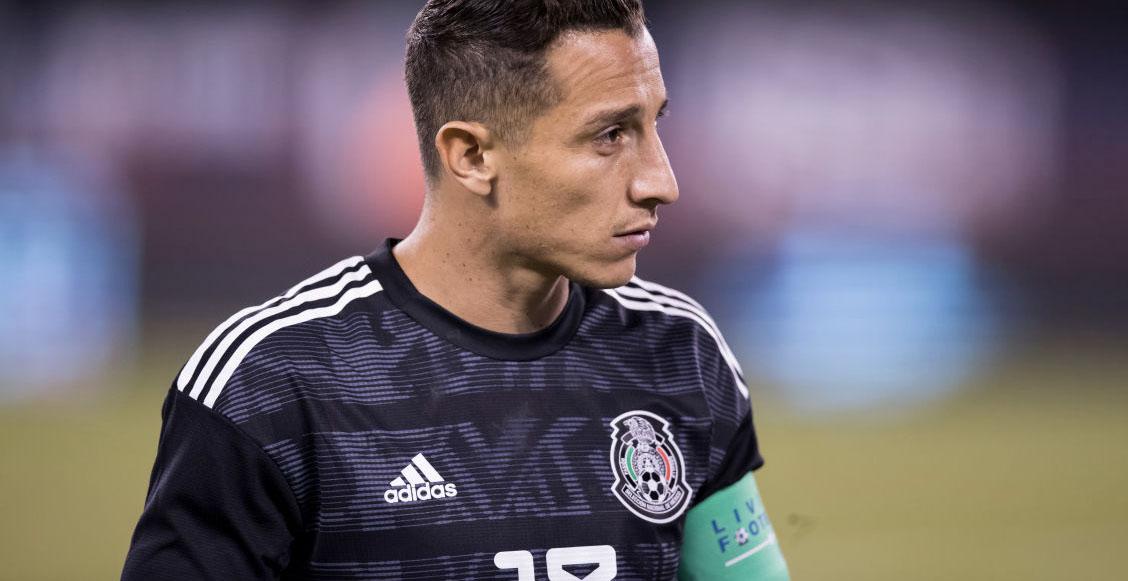 Guardado admitió que la capitanía de la Selección Mexicana