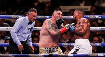 Anthony Joshua sobre la pelea contra Andy Ruiz: