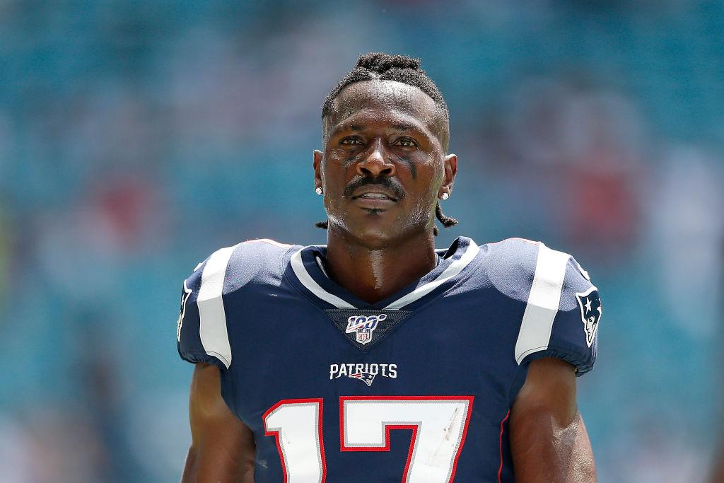 2020: Fecha en la que Antonio Brown podría jugar de nuevo en la NFL