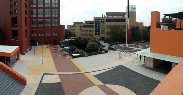 Disparos y asalto al interior del Tec de Monterrey campus Santa Fe