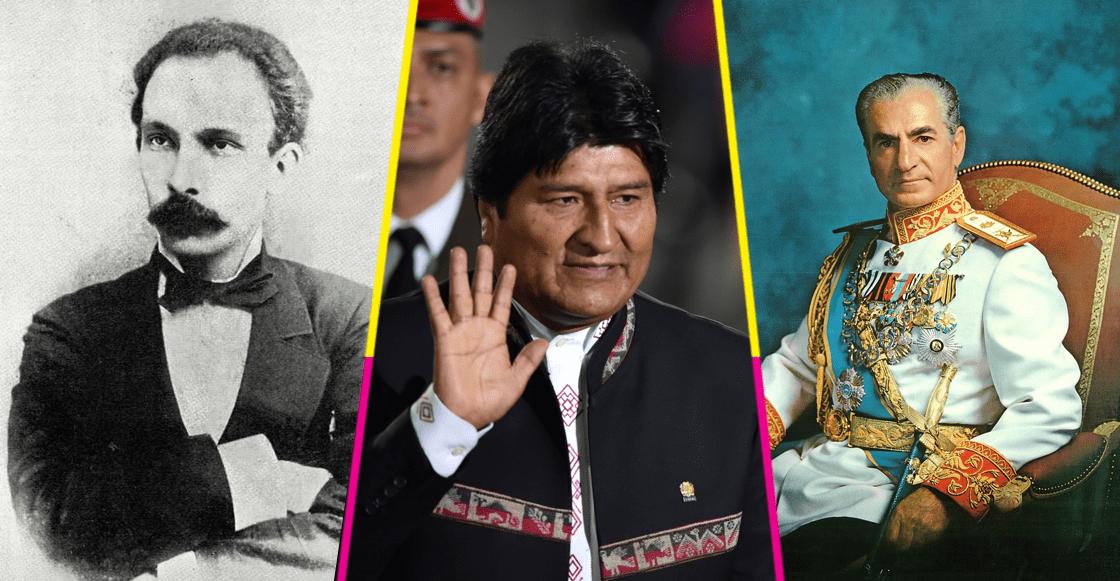 No empezamos con Evo: Otros 5 líderes políticos que han recibido asilo en México