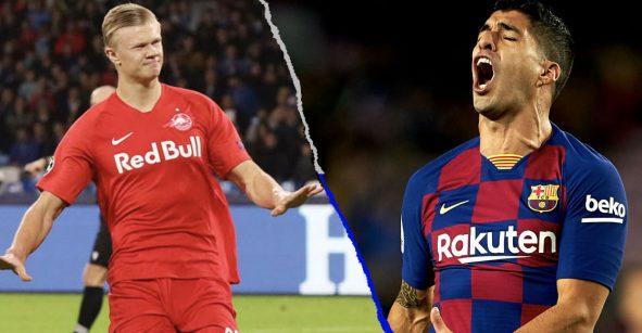 Barcelona ya tiene en la mira al 'reemplazo' de Luis Suárez directo del Salzburg