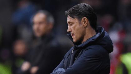 ¡Sale bye! Bayern Munich le da las gracias a Kovac tras la goleada ante el Frankfurt