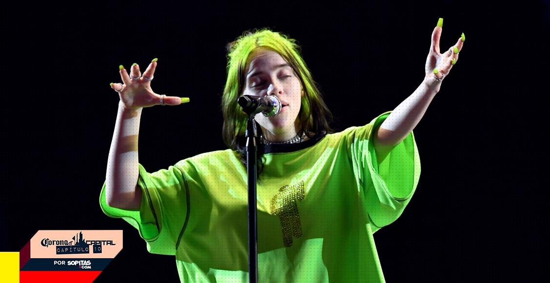 5 récords que demuestran que Billie Eilish es la nueva promesa de la música