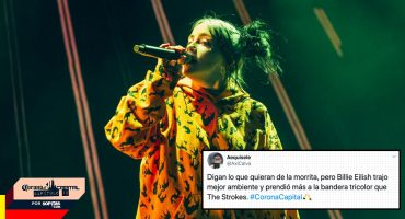 Billie Eilish por fin llegó al Corona Capital 2019 y así reaccionó Twitter