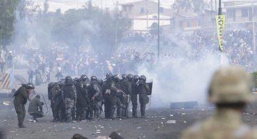 Crisis en Bolivia: Decreto exime a militares de responsabilidad penal en represión de protestas
