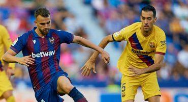 """Busquets no encuentra explicación a la derrota del Barcelona: """"El resultado fue excesivo"""""""