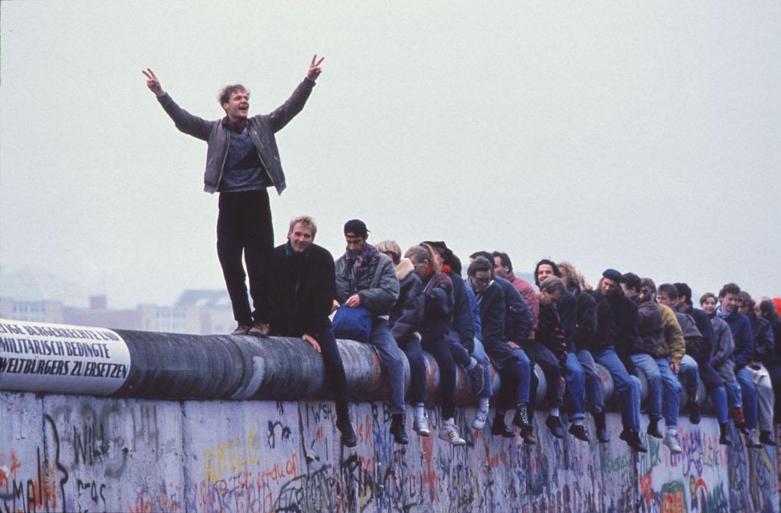 Caída-muro-de-berlín-alemania