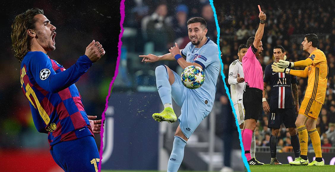 Los calificados, las polémicas del VAR y los mexicanos: Lo que dejó la Champions League