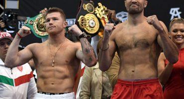 ¿Dónde, cuándo y cómo ver la pelea del 'Canelo' Álvarez vs Sergey Kovalev EN VIVO?
