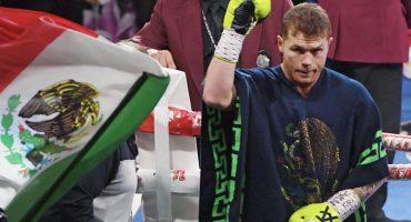 'Canelo' buscará unificar sus títulos ante Saunders y Golovkin en 2020