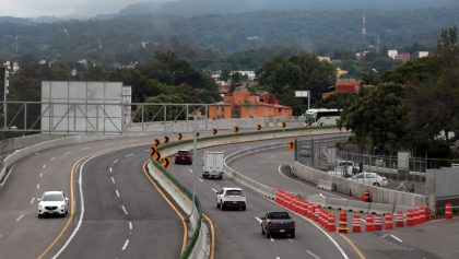 Trabajadores de CAPUFE alertan por incremento de secuestros en La Pera-Cuautla, en Morelos