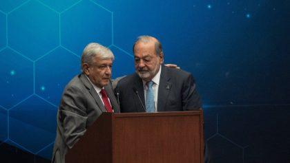 Carlos Slim se sube al Tren Maya: participará en licitaciones