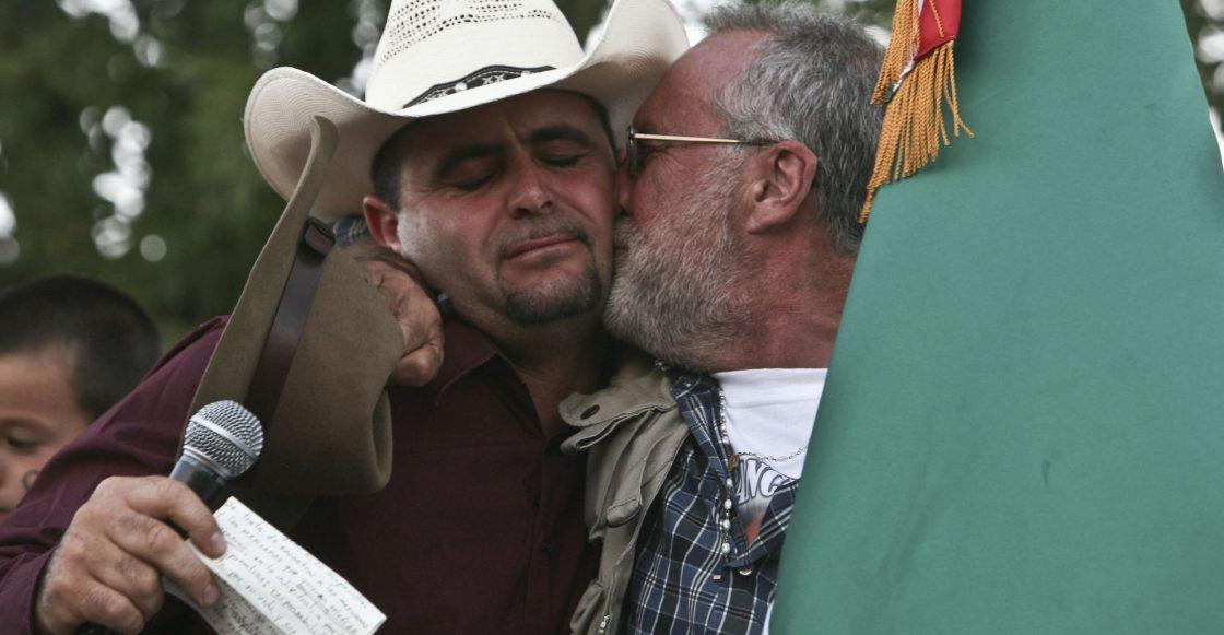Poder encubre y consiente la barbarie: Sicilia a Julián LeBaron