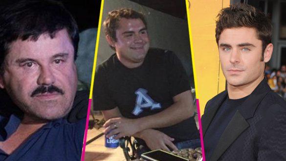 """La historia detrás del meme: ¿Quién es el joven apodado como """"El Chapo Efron""""?"""