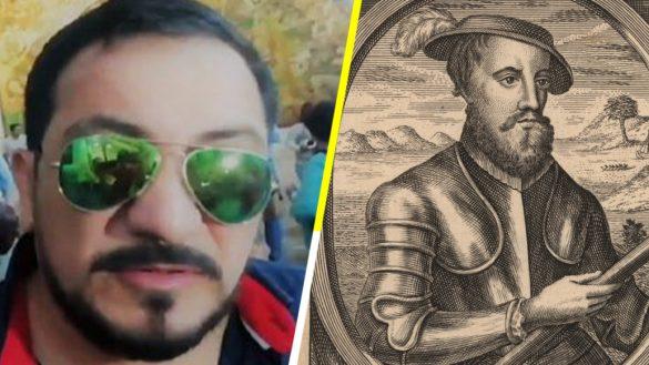 """Diputado pide a AMLO que se lleve restos de Hernán Cortés a otro lugar porque """"son un foco de infecciones"""""""