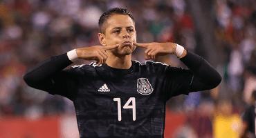 Lo que se dice del supuesto castigo a 'Chicharito' en la Selección Mexicana