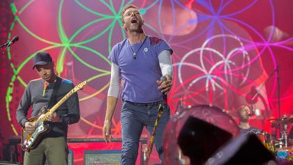 Por partida doble: Coldplay estrena videos para
