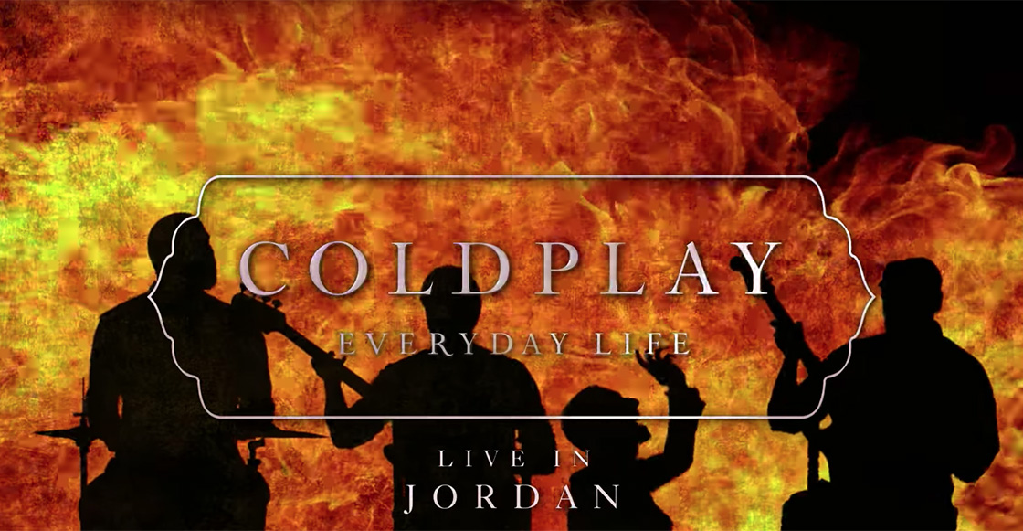 YouTube transmitirá en vivo el primer concierto de Coldplay en el que interpretará su nuevo disco