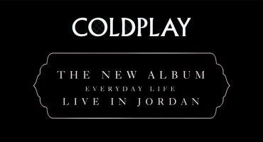 YouTube transmitirá en vivo el primer concierto de Coldplay con su nuevo disco 'Everyday Life'