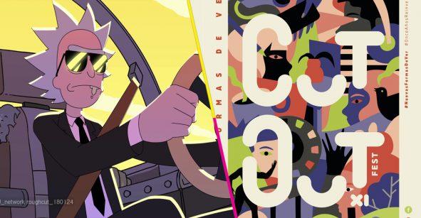 Este es el line up oficial del festival de arte y animación digital CutOut Fest 2019