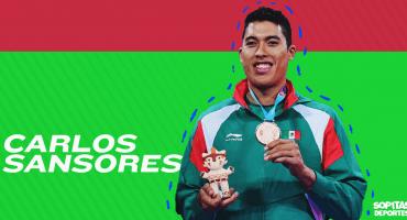 Carlos Sansores, orgulloso de pelear el Premio Nacional del Deporte al lado de la leyenda María Espinoza