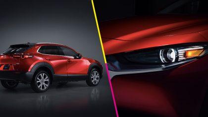 Hasta con bolsas de aire para rodillas: Así luce por dentro la nueva Mazda CX-30