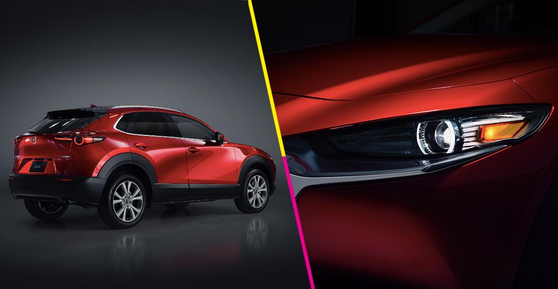 destacada nueva Mazda CX-30 2020