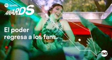 Spotify anuncia sus primeros premios a nivel global y serán en México